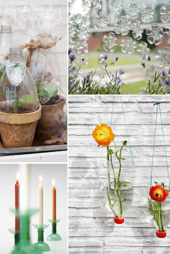 4 upcycling ideen f r plastikflaschen definitions sache - Upcycling ideen ...
